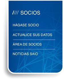 SAIO News Julio 2015
